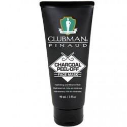Charcoal Peel-Off Face Mask maska do twarzy z aktywnym węglem 90 ml Clubman Pinaud