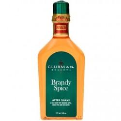 Clubman ASL Brandy Spice łagodzące lotion po goleniu o zapachu brandy 177ml