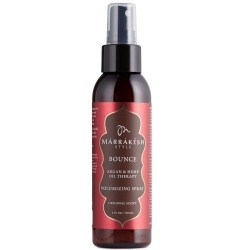 MARRAKESH BOUNCE VOLUMIZING - SPRAY NADAJĄCY OBJĘTOŚĆ, Z ARGANEM I Z KONOPIĄ, 118ML