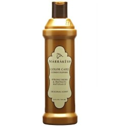 MARRAKESH COLOR CARE CONDITIONER - ODŻYWKA DO WŁOSÓW FARBOWANYCH , Z ARGANEM I Z KONOPIĄ, 355ML