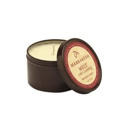 MARRAKESH MELT 3 IN 1 CANDLE - ŚWIECA DO MASAŻU Z ARGANEM I KONOPIĄ, 170G