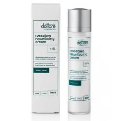 Dottore Rossatore Resurfacing Cream Wygładający krem na noc do cery naczyniowej i wrażliwej,50 ml