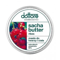 DOTTORE Sacha Butter Ribes-Masło do masażu twarzy i ciała,50 ml