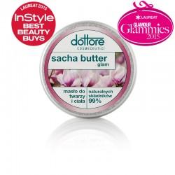 DOTTORE Sacha Butter Glam-Masło do masażu twarzy i ciała,50 ml