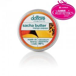 DOTTORE Sacha Butter Mango/Papaya-Masło do masażu twarzy z mango,50 ml