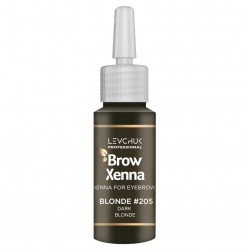 BrowXenna®205 Dark Blond [Fiolka 10ml]