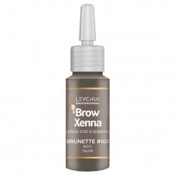 BrowXenna® 103 Rich Brown [Fiolka 10ml]