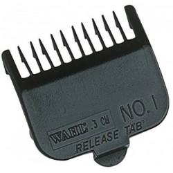 Wahl, nasadka plastikowa do maszynek Taper, Magic Clip, Icon, Legend, Balding, 3mm