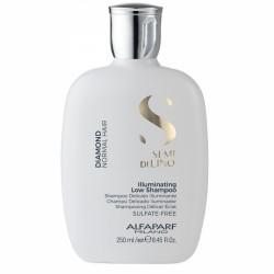 Alfaparf Semi di Lino Diamond, szampon rozświetlający do włosów normalnych, 250ml