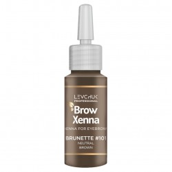 BrowXenna® 101 Neutral Brown [Fiolka]