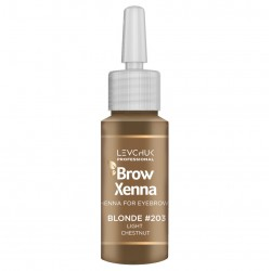 BrowXenna® 203 Light Chestnut [Fiolka]