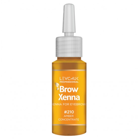 BrowXenna 210 Amber Concentrate [Fiolka]