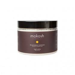 Mokosh, sól, pomarańcza z cynamonem, 600g