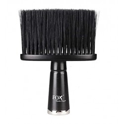 Fox Barber Expert, karkówka szeroka, czarna