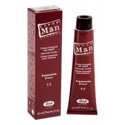 Lisap Man, odsiwiacz dla mężczyzn, 60ml