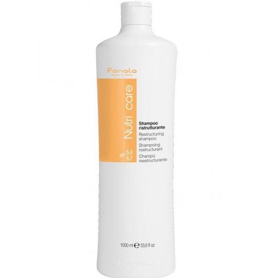 Fanola Nutri Care, szampon odżywczy, 1000ml