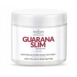 Farmona Guarana Slim Antycellulitowe masło 500ml