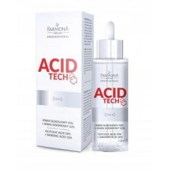 Farmona Acid Tech- Kwas glikolowy 50% + Szikimowy 10% 30 ml