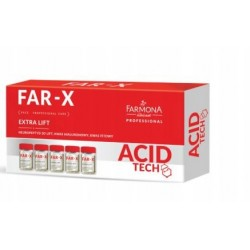 Farmona Far-X Aktywny koncentrat mocno liftingujący Prof care 5x5ml  .