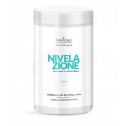 Farmona Nivelazione - Mineralna sól do kąpieli stóp - 1500g
