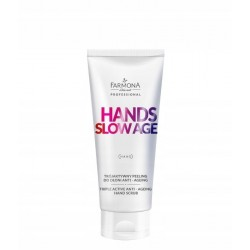 Farmona HANDS SLOW AGE Trójaktywny peeling do dłoni anti - ageing 200ml