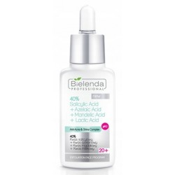 BIELENDA ANTI-ACNE SERUM 40% Z KWASAMI 30ML