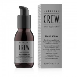 AMERICAN CREW BEARD SERUM SERUM DO BRODY I WĄSÓW 50 ML