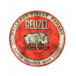 REUZEL RED PIG CZERWONA WODNA POMADA 113 G