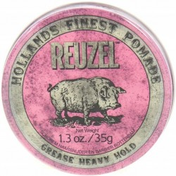 REUZEL GREASE HEAVY,WOSKOWA POMADA, 35 G