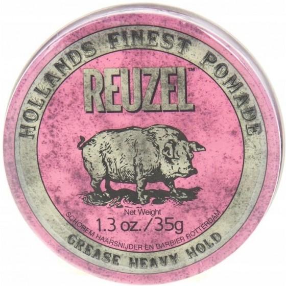 REUZEL GREASE HEAVY,WOSKOWA POMADA, 35 G