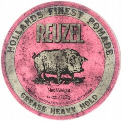 REUZEL GREASE HEAVY,WOSKOWA POMADA, 113 G