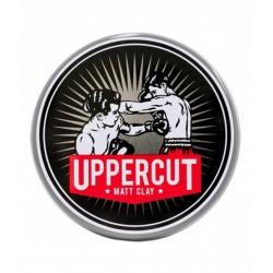 Uppercut Matt Clay Mocna glinka do włosów mat 12 g
