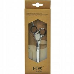 Fox Student, nożyczki fryzjerskie + etui