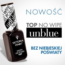 GEL POLISH TOP NO WIPE UNBLUE VICTORIA VYNN - 8 ml ( stylizacja bez niebieskiej poświaty )