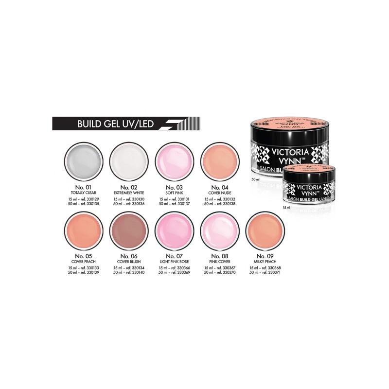 Victoria Vynn - Build Gel UV/LED 15ml - (04) Cover Nude