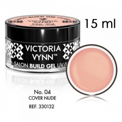 Żel budujący Victoria Vynn Cover Nude No.04 - SALON BUILD GEL - 15 ml