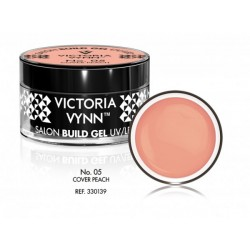 Żel budujący Victoria Vynn Cover Peach No.05 - SALON BUILD GEL - 15 ml