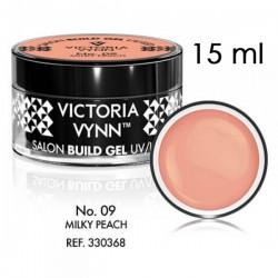 09 Mleczna Brzoskwinia żel budujący 15ml Victoria Vynn Milky Peach