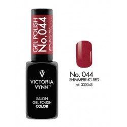 Victoria Vynn Lakier Hybrydowy 044-CSH Shimmering Red 8ml