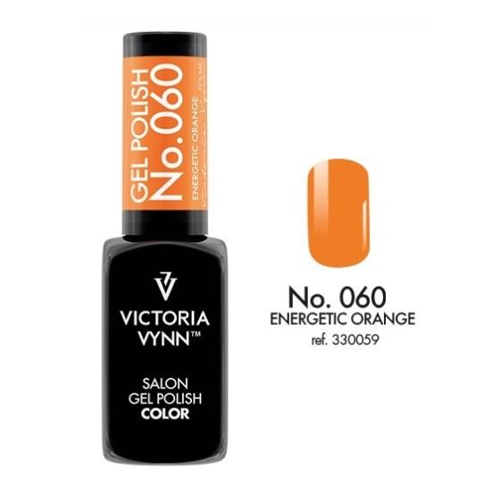 Victoria Vynn Lakier Hybrydowy Neon 060-C Energetic Orange 8ml
