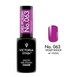 Victoria Vynn Lakier Hybrydowy Neon 063-C Viotel Shock 8ml