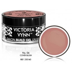 Żel budujący Victoria Vynn Cover Blush No.06 - SALON BUILD GEL - 50 ml