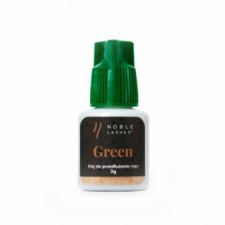 Klej do rzęs NOBLE LASHES GREEN 3 ml