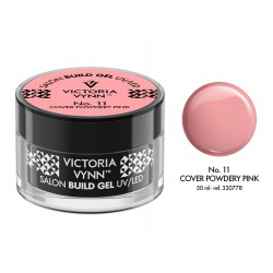 Żel budujący Victoria Vynn Cover Powdery Pink No.11 SALON BUILD GEL - 50 ml