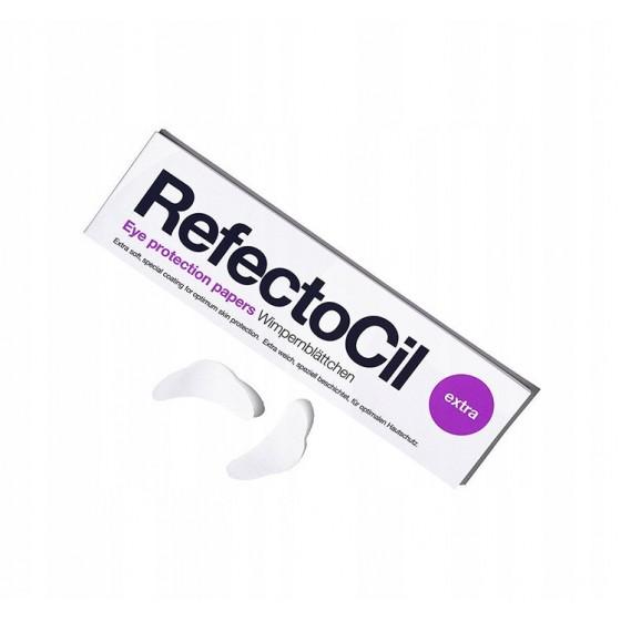RefectoCil Eye Protection Papers Extra – Płatki ochronne extra 80szt