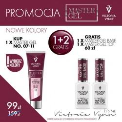 Victoria Vynn Zestaw promocyjny Master Gel 1 + 2 Gratis!