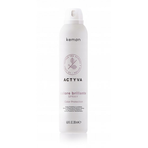 KEMON ACTYVA COLORE BRILLANTE SPRAY DO WŁOSÓW FARBOWANYCH 200ML