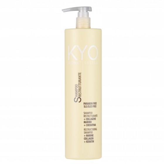 KYO Restruct System - szampon odbudowujący 1000ml