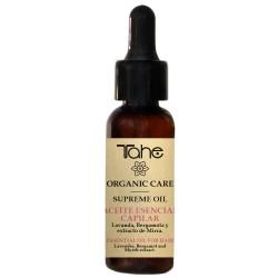 Olejek Tahe ORGANIC CARE SUPREME OIL do pielęgnacji do włosów normalnych 30ml