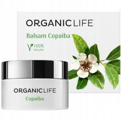 Organic Life - Fitoregulator Balsam Capaiba 15 g